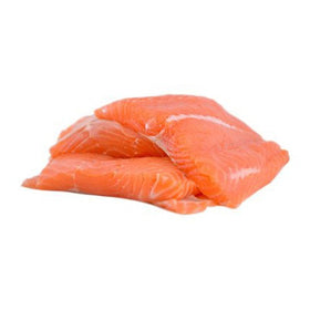 Fresh Scottish Salmon Fillets (Skin Off) - Sold in KG