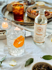 Ready to Drink G&T Classic Image With Glass and Experience Image