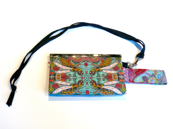 Cheri Ellis Bee Story Wallet - Bee Dance - Anima Mundi - 1