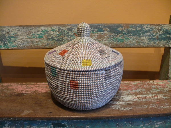 Senegal Warming Basket - Multicolor - Anima Mundi