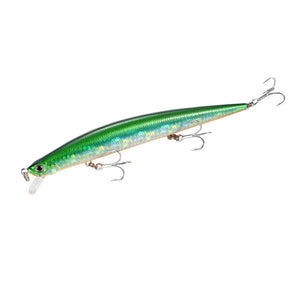 Long Casting Slim Minnow Fishing Lure 130mm/15g Floating 0.3-1m Wobbler Artificial Bait Vibration Fishing Lure Pesca