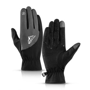 Winter Waterproof Fishing Glove Outdoor Fishing Sports Finger Protector Guantes De Caza Gloves for Fishing Men
