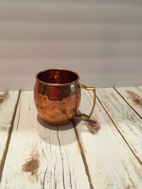 Copper Mug - Choose your own fragrance