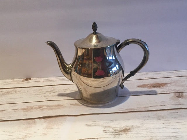 Large Silver Tea Pot - Choose your own fragrance