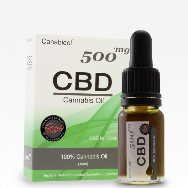 Canabidol RAW CBD Oral Oil