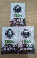 Cbd Hot Drink Shots 15mg