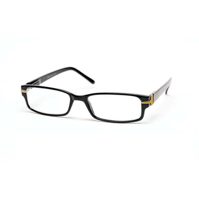 LBJ Reading Glasses with Case by VisAcuity