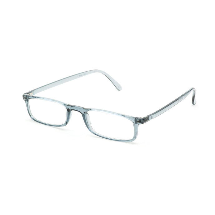Quick 7.9 Reading Glasses from Italy's Famous Nannini, Grey