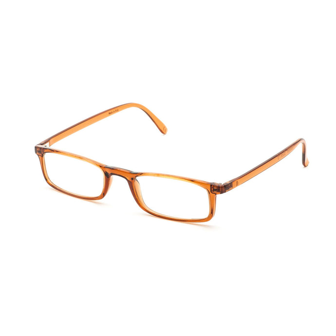 Quick 7.9 Reading Glasses from Italy's Famous Nannini, Orange