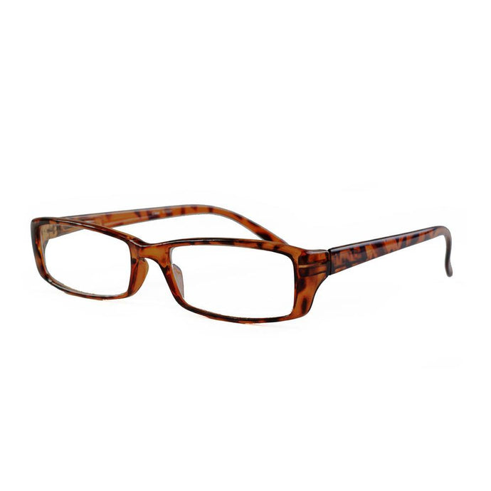 Dobie Tortoise Reading Glasses with Case by VisAcuity