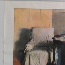 Load image into Gallery viewer, Original Vintage poster 1987 USSR Lenin Tretyakov Gallery in Smolny