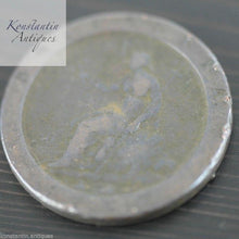 Load image into Gallery viewer, Antique 18thC British Empire 1797 George III Cartwheel Penny coin