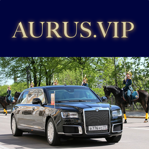 AURUS.VIP - Luxury domain for brand new Russian VIP vehicle AURUS dealership store