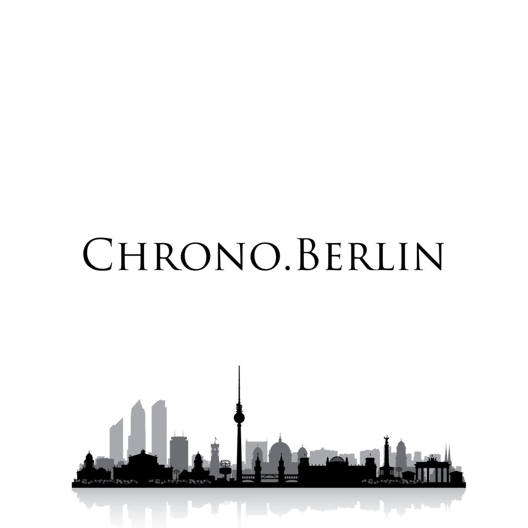 Chrono.Berlin - premium domain for sale Luxury watches store / portal