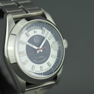 Constantin Weisz Limited Edition Automatic wristwatch 21 jewels stainless steel bracelet