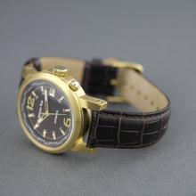 Load image into Gallery viewer, Moscow Time a world timer Gent's Automatic wristwatch with bronze dial