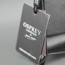 Load image into Gallery viewer, OSPREY London by Graeme Ellisdon black genuine leather coin tray - Glazed Calf
