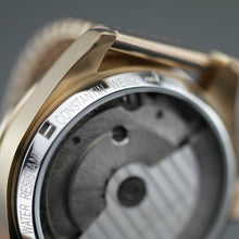 Load image into Gallery viewer, Constantin Weisz Automatic Double heart wrist watch with bracelet