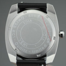 Load image into Gallery viewer, DWISS Limited Edition Swiss quartz white dial wristwatch with strap
