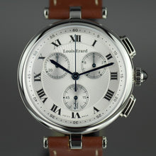 Load image into Gallery viewer, Louis Erard Chronograph wrist watch with strap Romance Collection
