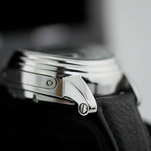 Load image into Gallery viewer, Constantin Weisz Automatic 24 jewels wrist watch with Nacre dial and strap