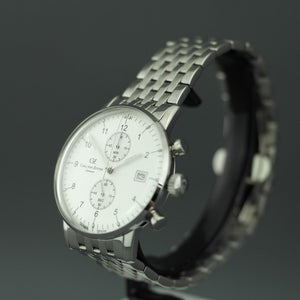 Carl von Zeyten Quartz Chronograph watch - Eisenbach - German Design
