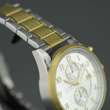 Load image into Gallery viewer, CCCP Chronograph wristwatch with date and stainless steel bracelet