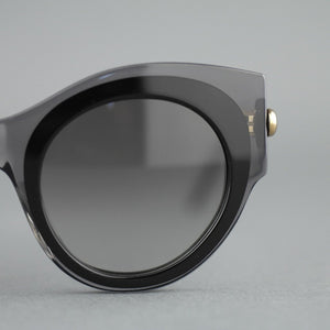 Pomellato Eyewear oversized cat eye sunglasses