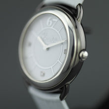Load image into Gallery viewer, Pomellato 67 Limited Edition Ladies wristwatch with Diamonds, white Leather strap