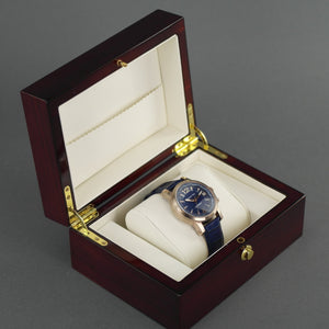 Moscow Time a World Timer Automatic wristwatch with blue dial