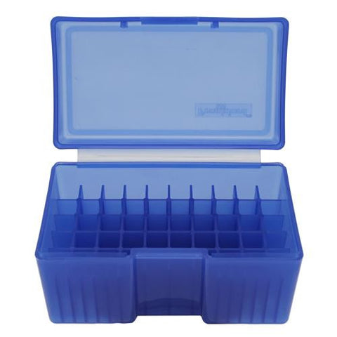 #505,  222-223 50 ct. Ammo Box - Blue