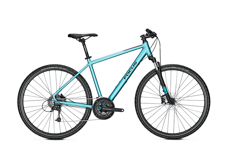 CRATER LAKE 3.8 DI - 2019 - Focus Bikes