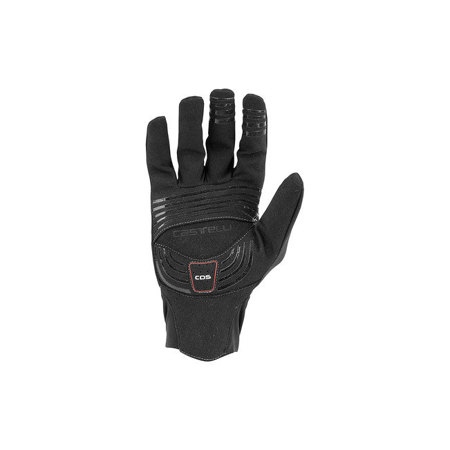 GUANTES CASTELLI LIGHTNESS 2 LONG CDS NEGRO