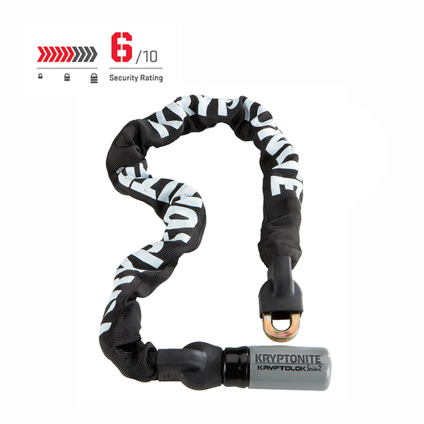 "Candado KryptoLok Series 2 995 Integrated Chain - 37.5"" (95cm)"