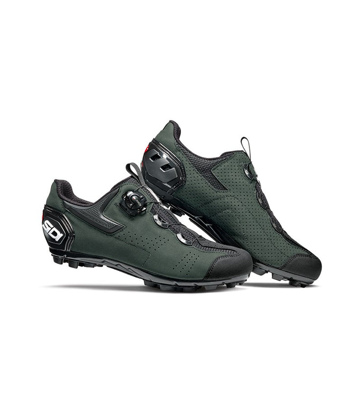 ZAPATILLAS SIDI MTB GRAVEL 5SRS DARK GREEN