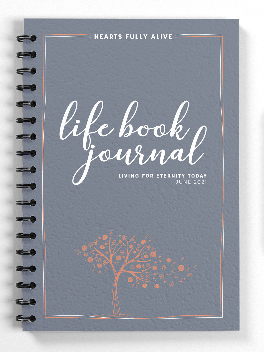 June 2021 Life Book Journal -- Digital Download