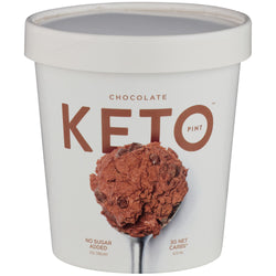 KETO chocolate ice cream pint