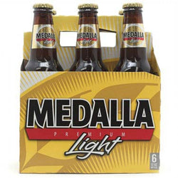 Medalla Light Premium 6pack 12oz