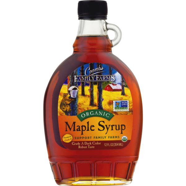Coombs Family Farms Org Maple Syrup