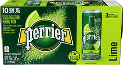 Perrier Lime 10 Pack