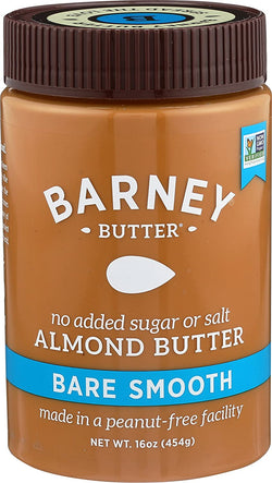 Barney Butter Smooth Almond Bare