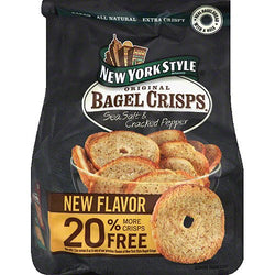 New York Bagel Salt Pepper