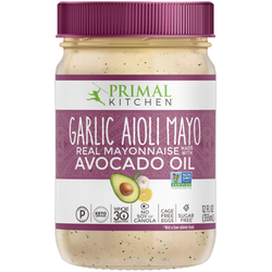 Primal Kitchen Garlic Aioli  Mayo Avocado Oil