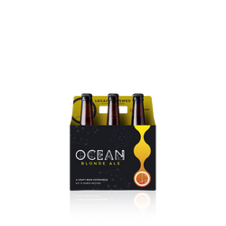 Ocean Lab Blonde Ale Pack of 6