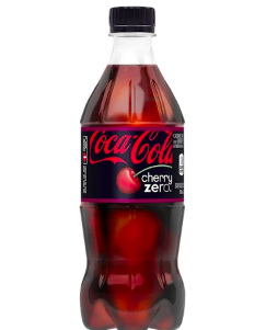 Coca Cola Zero Sugar Cherry