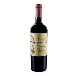 The Federalist Zinfandel 2016