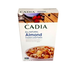 Cadia Almond Clusters and Flakes