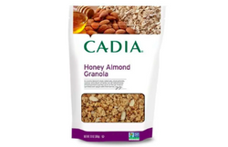Cadia Honey Oat Granola