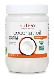 Nutiva Org Coconut Oil