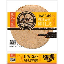 La Tortilla Factory Low Carb Flour Tortillas